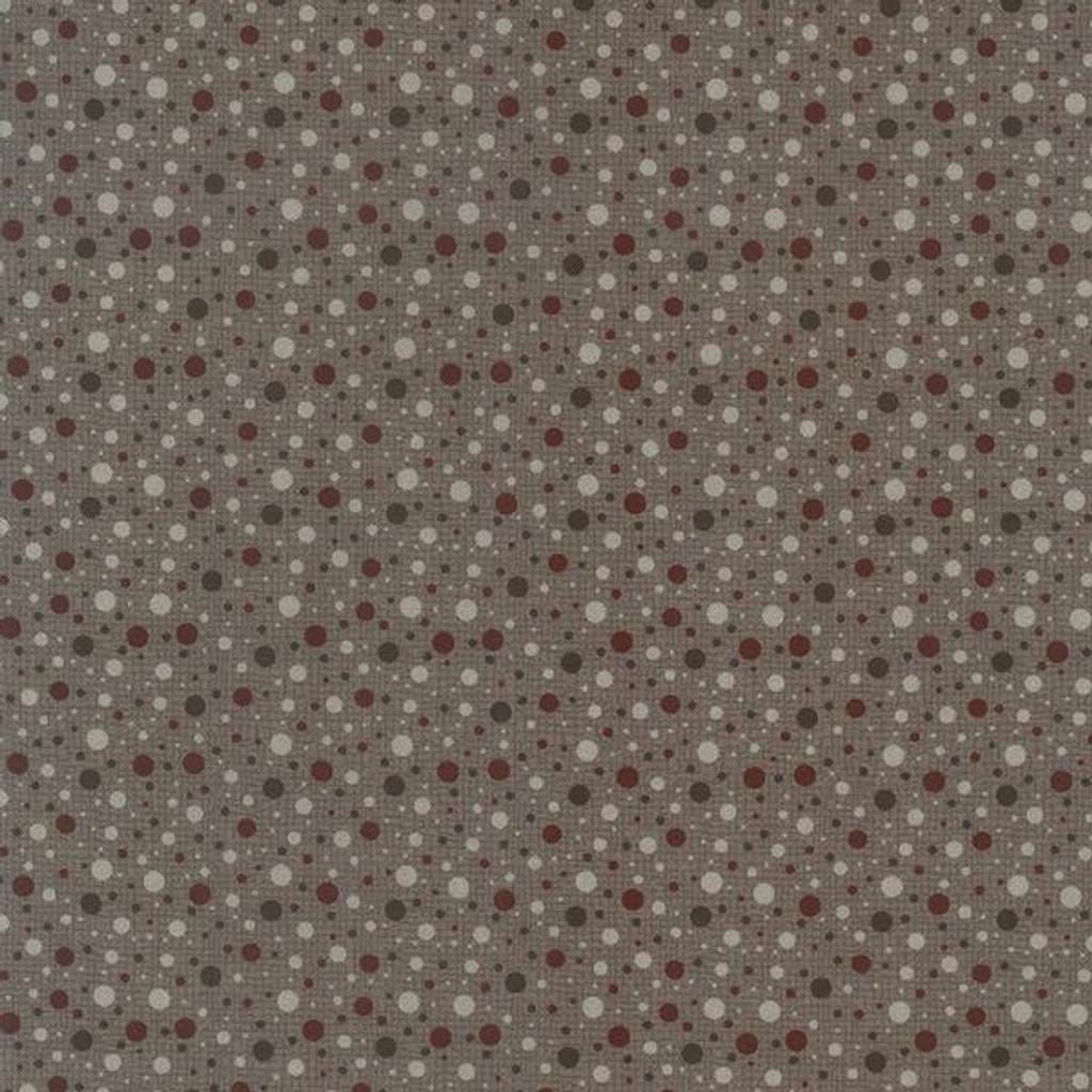 Spots Brown - 706905 - 1/2 Metre Length