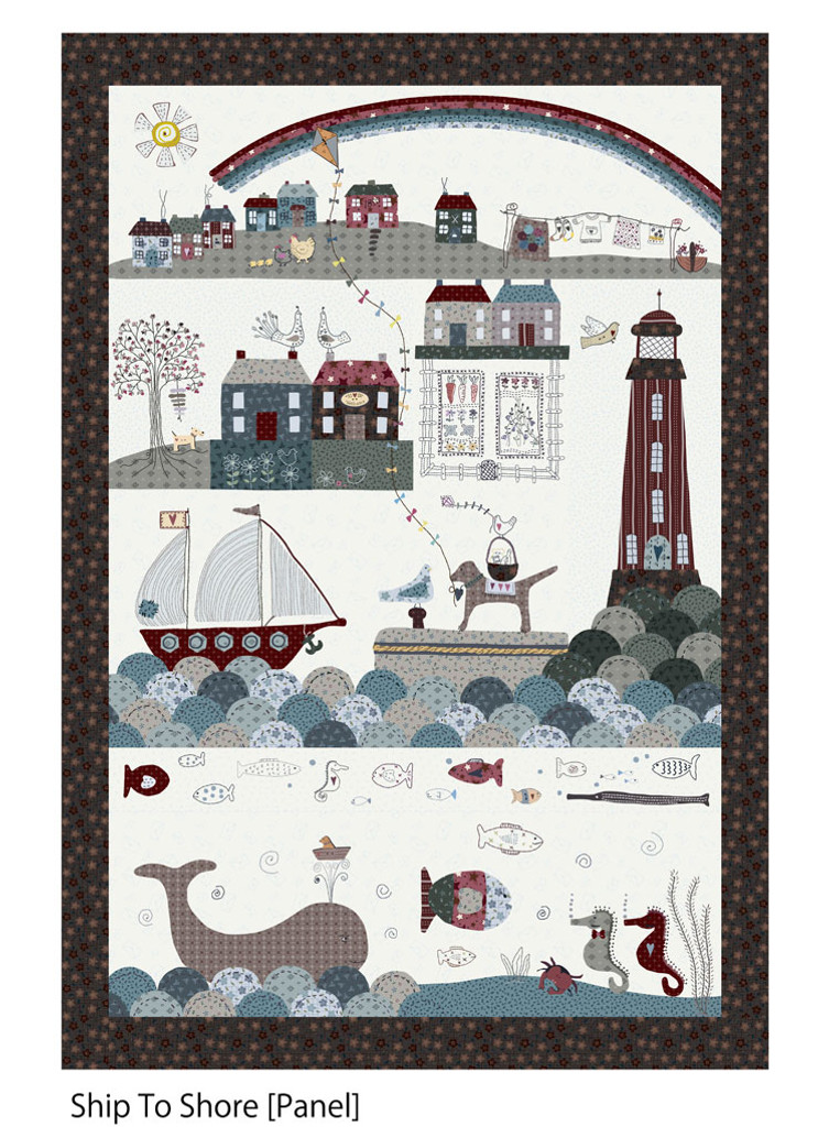 Ships to Shore Panel - 706900 (limited stock remaining)