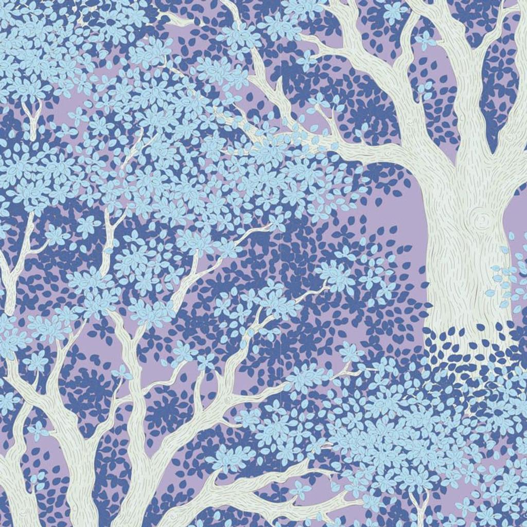 Juniper Blue - Tilda Woodland collection - 1/2 metre length
