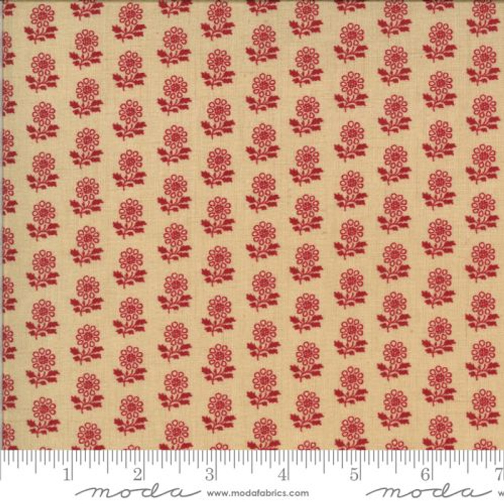 Latour Oyster - La Rose Rouge Collection - 1/2 metre length