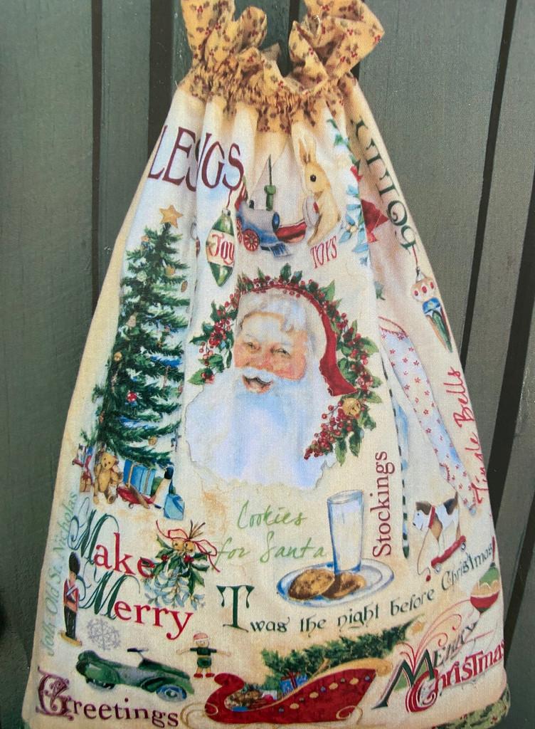 Santa Sack kitset