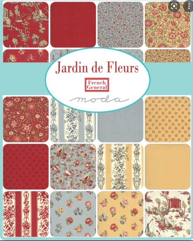 French General Jardin De Fleurs 10' Layer cake