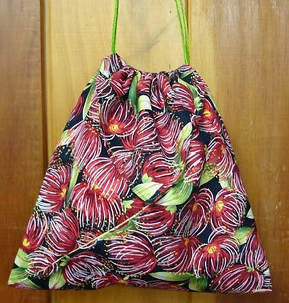 Pohutakawa Folded Bag
