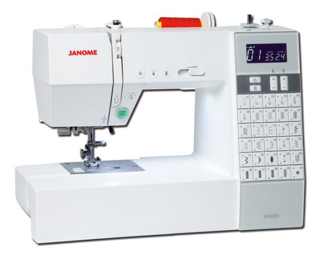Janome DC6050 7mm