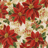 Holiday Flourish 8 - 15149 - Holday 1/2 Metre Length