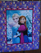 "Frozen Kitset  Finished Size 471/2"" x 56""   ONE kitset LEFT"