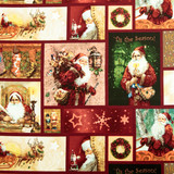 A Day in the Life of Santa - Snapshots 1/2 Metre Length