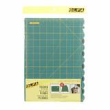"Olfa Folding Cutting Mat Small 12"" x 17"""