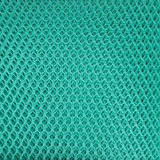 Mesh Fabric Green PRECUT