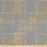 Lustre Metallic - Shakespear Graphite 1/2 Metre Length