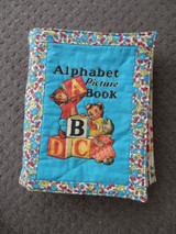 Alphabet Chalk Book