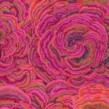Tree Fungi Pink - PWPJ082 - 1/2 Metre Length
