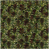 Flax Colour 1 Green  1/2 Metre Length