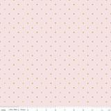 Wonderland Pink Hearts - Riley Blake - per half meter length