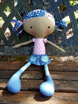 Lucy Loop Tilda Doll