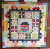 "Bad Dad Quilt Kitset  64"" X 64"""