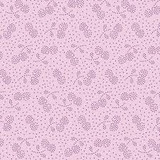 Tilda berry jam & dots 130055 - per half meter length