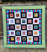 "Buzzin Around Quilt Kitset - Finished Size 63 1/2"" 63 1/2"" without backing see below for more"