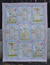 "The Makers  Quilt Kitset - Finished Size    58"" x 76"""