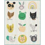 Fresh Faces childrens quilt and pillows kitset *Bonus Gift Offter*
