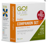 The GO! Qube 9″ Companion Set – Angles AQ55790