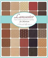 "Lancaster by Jo Morton 10"" Layer Cake"