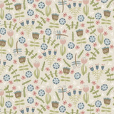 Heartstrings Garden - DV3273 - 1/2 Metre Length