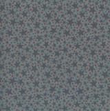 Starfish Blue - 706904 - 1/2 Metre Length