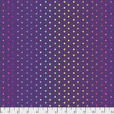 Hexy Rainbow Starling - Tula Pink True Colors collection - 1/2 metre length
