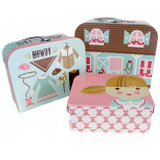 Howdy Sew on the go suitcase - Full Set