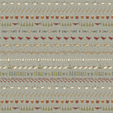 Song Design - On the 12th day Collection - 1/2 metre length