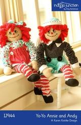 Yo-Yo Annie and Andy