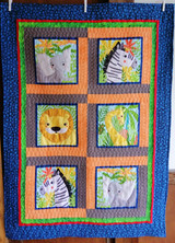 Jumbo & Friends Quilt Kitset