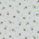 Bumble Bee Silver - 94070 - 1/2 metre length