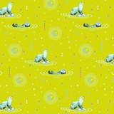 Otter & Chill | Tula Pink Spirit Animal | 1/2 metre length