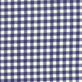 Gingham Navy | Good Times by American Jane | per 1/2 metre