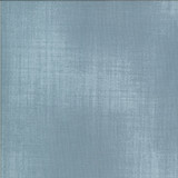 Parker Woven Texture | The Blues by Janet Clare, Moda | 1/2 metre length