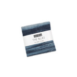 Charm Pack | The Blues by Janet Clare, Moda | 1/2 metre length