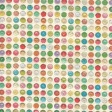 Bakelite Buttons | Flea Market mix by Cathe Holden | per 1/2 metre