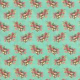 Nesting Birds Patina | Flea Market mix by Cathe Holden | per 1/2 metre