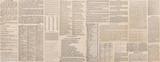 Book Pages Parchment   Flea Market mix by Cathe Holden   per 1/2 metre