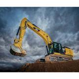 CAT® Excavator Panel | Riley Blake Designs | per panel