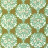 Flower Tree Green | Tilda Harvest | per 1/2 metre