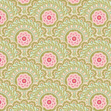 Cabbage Flower Green | Tilda Harvest | per 1/2 metre