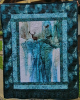 """Call of the Wild Kitset finished size  49"""" x 64"""""""