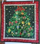 """Festive Bows Advent Calendar 26""""x28"""" Kitset"""