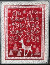 Joyful Advent Scandinavian  Calendar