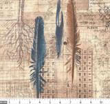 Eclectic Elements Tim Holtz -  Wallflower Avery  - per half metre length