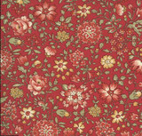 French General  Givemyv - Rouge - per half metre length