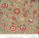 French General  Givemyv - Rouge 13894-24  - per half metre length